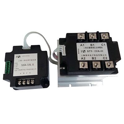 全隔离三相调压模块STY-150A-III