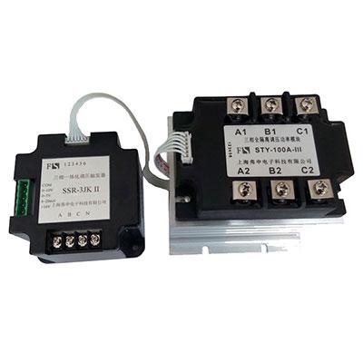 全隔离三相调压模块STY-100A-III