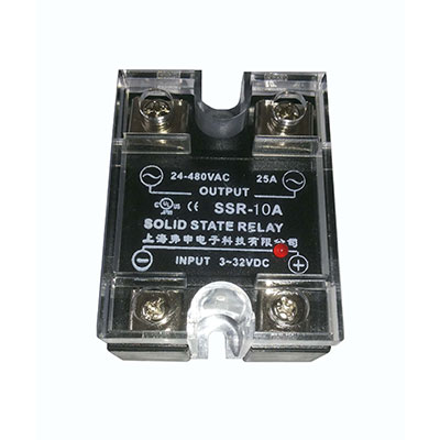 单相固态继电器10A