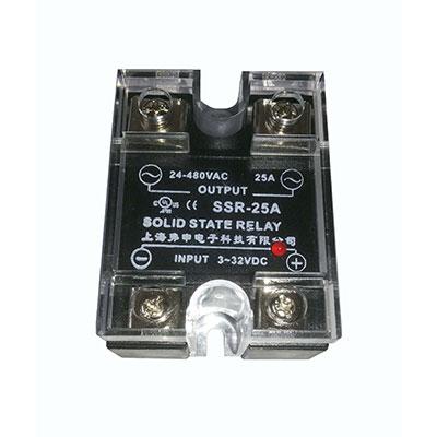 单相固态继电器25A
