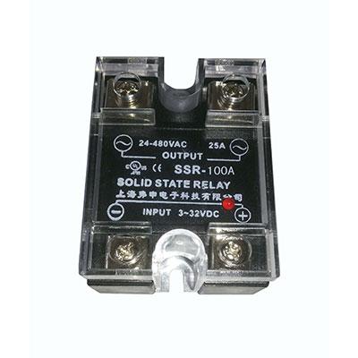 单相固态继电器75A