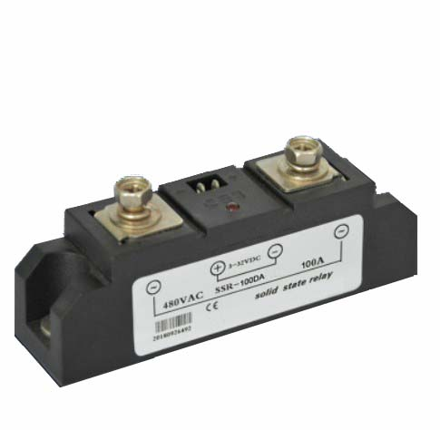 单相固态继电器100A
