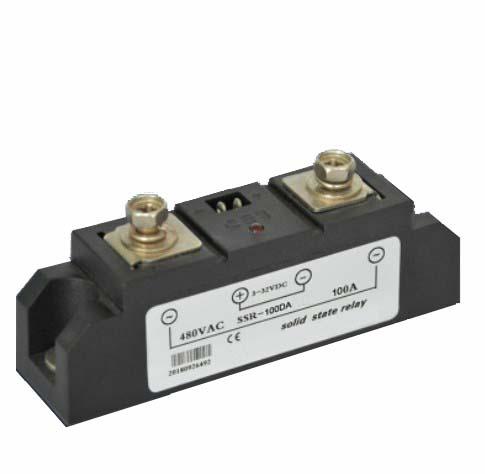 单相固态继电器120A
